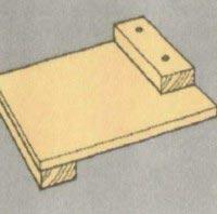 Цулага - конструкция