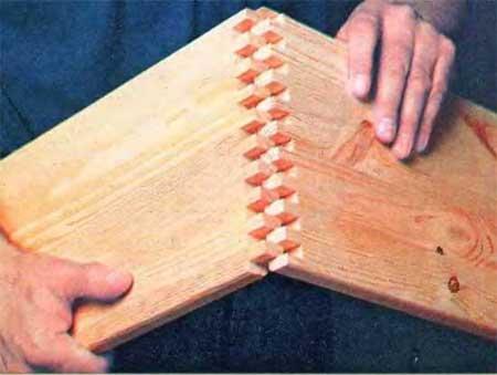 Мебельные шипы своими руками