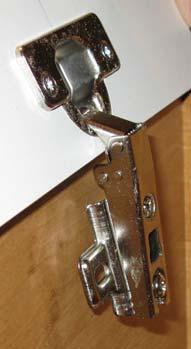Изготовление мебели, установка петель