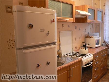 Кухня изготовленная своими руками - фото