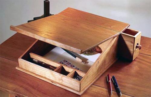 Двухтумбовый письменный стол своими руками