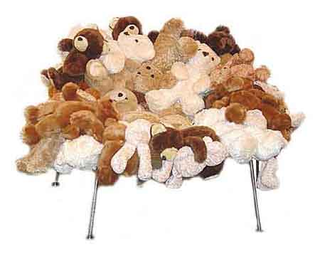 Кресло Teddy Bear chair, 2004 год