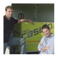 Марсель Крингс (Marcel Krings) и Себастьян Мюльхойзер (Sebastian Muhlhauser)