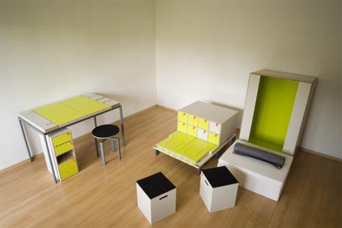 Можно ли увезти все вещи в одной коробке, абсолютно все, вместе со шкафами и столами.  Оказывается можно, смотрите как.