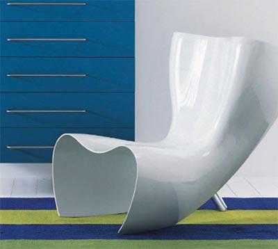 Марк Ньюсон, Felt Chair, 1989 год
