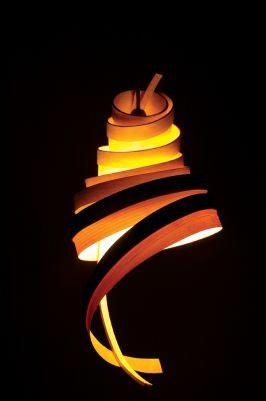 Абажур для лампы сделан